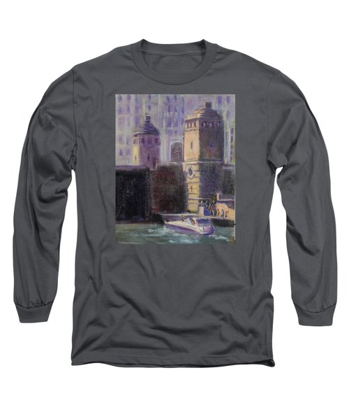Cruising Chicago Long Sleeve T-Shirt