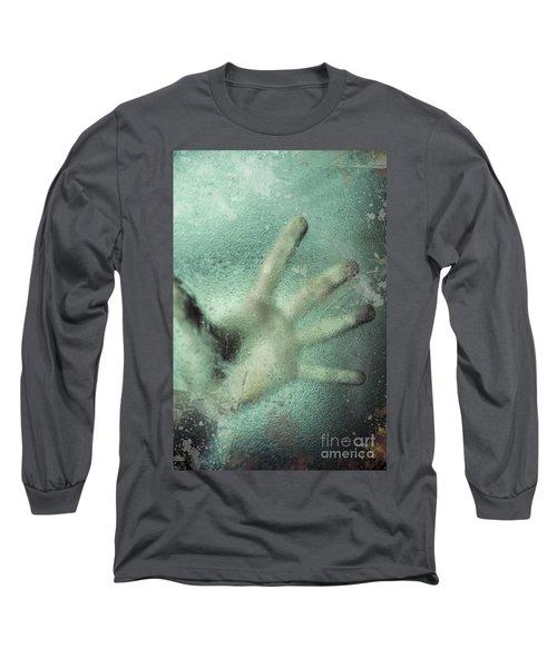 Cryonics Awakening Long Sleeve T-Shirt