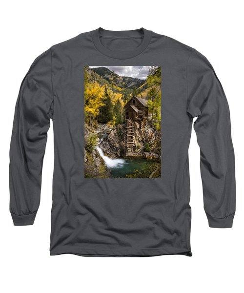 Crystal Autumn Long Sleeve T-Shirt