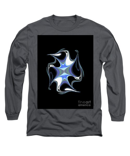 Crystal Penguin Long Sleeve T-Shirt