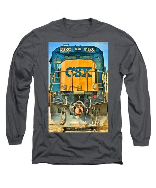 Csx 5938 Long Sleeve T-Shirt