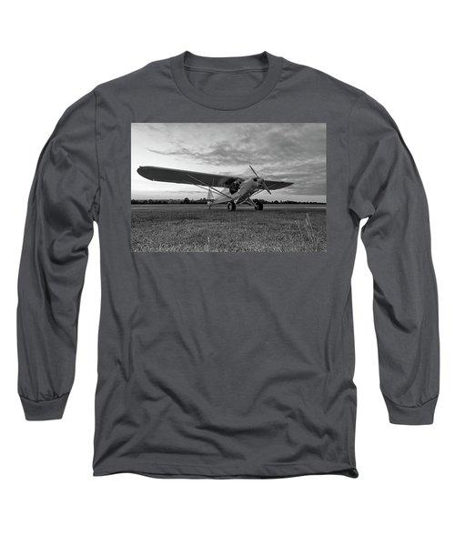 Cub At Daybreak Long Sleeve T-Shirt