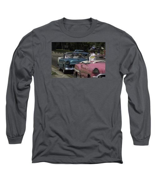 Cuba Car 4 Long Sleeve T-Shirt