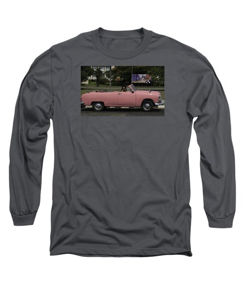 Cuba Car 5 Long Sleeve T-Shirt