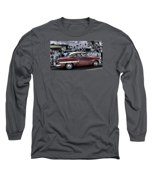 Cuba Cars 2 Long Sleeve T-Shirt