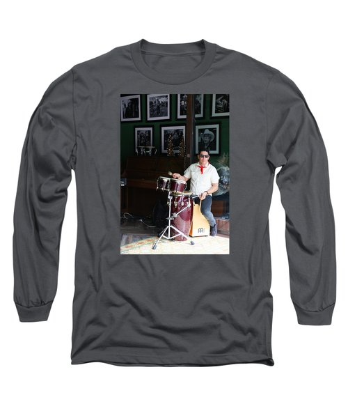 Cuban Band Long Sleeve T-Shirt