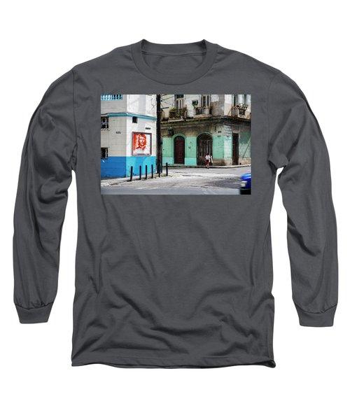 Cuban Icons Long Sleeve T-Shirt