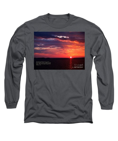 Cumc Solstice Long Sleeve T-Shirt