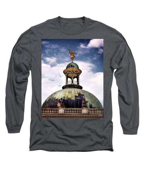Cupola At Sans Souci Long Sleeve T-Shirt