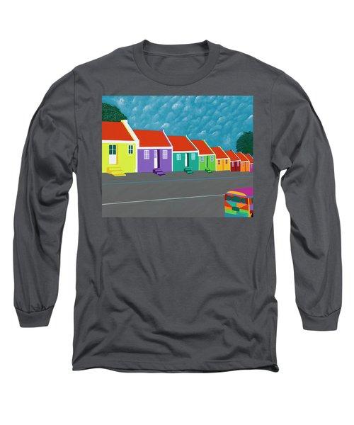 Curacao Dreams IIi Long Sleeve T-Shirt