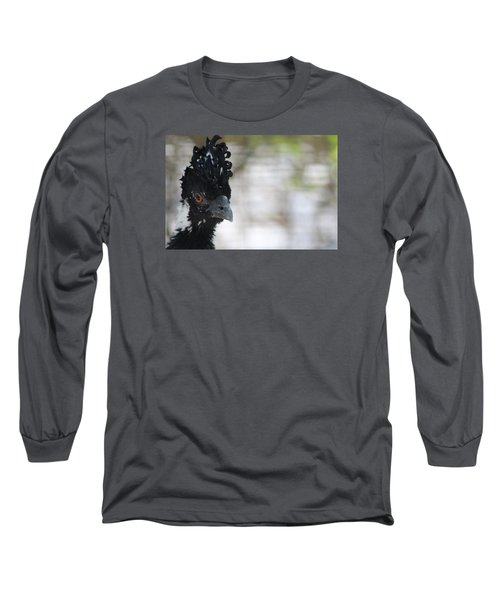 Curassow Long Sleeve T-Shirt