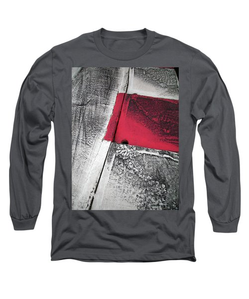 Long Sleeve T-Shirt featuring the photograph Curbs At The Canadian Formula 1 Grand Prix by Juergen Weiss