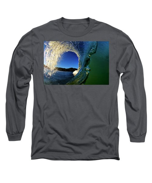 Curl Long Sleeve T-Shirt