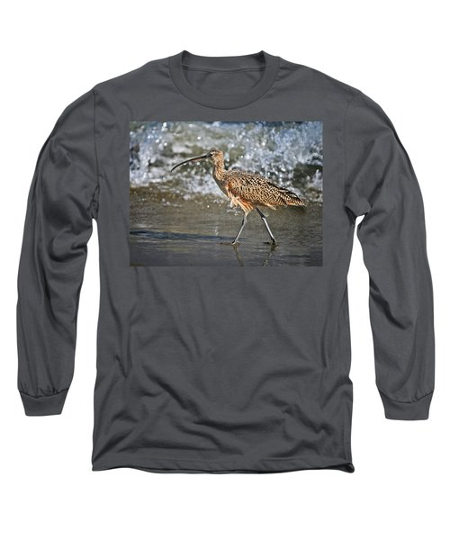 Curlew And Tides Long Sleeve T-Shirt