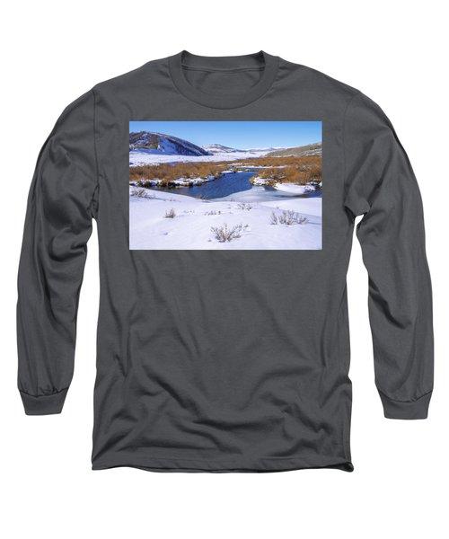 Currant Creek On Ice Long Sleeve T-Shirt