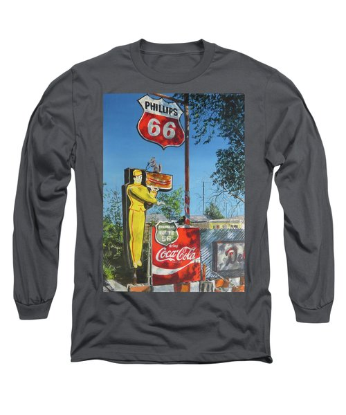 Curtain Call Long Sleeve T-Shirt