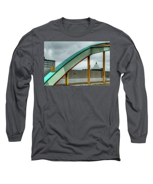 Curving Bridge Long Sleeve T-Shirt