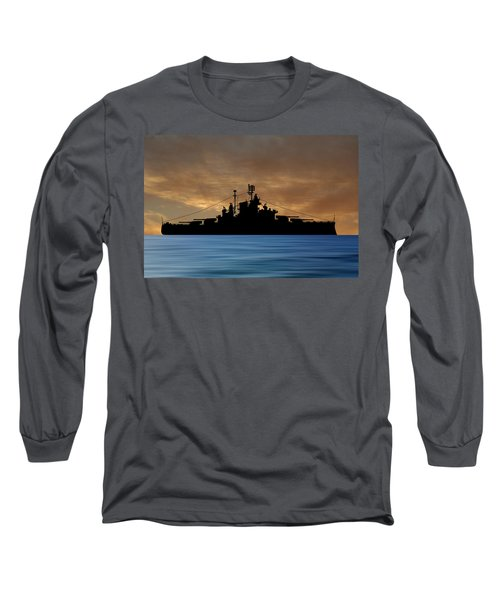 Cus Alberta 1937 V2 Long Sleeve T-Shirt