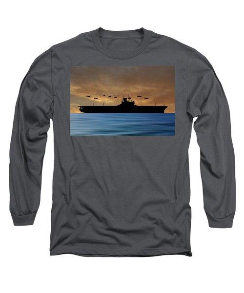 Cus Andrew Jackson 1936 V2 Long Sleeve T-Shirt