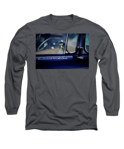 Custom Cab Long Sleeve T-Shirt