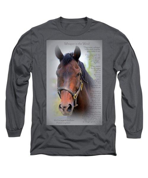 Custom Hoofprint Babe Long Sleeve T-Shirt