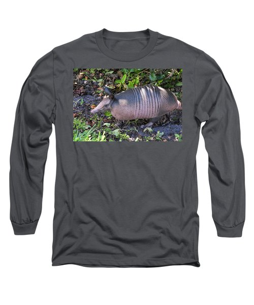 Cute Coat Of Armor Long Sleeve T-Shirt