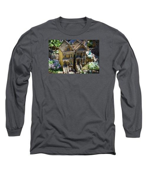 Cute World Long Sleeve T-Shirt