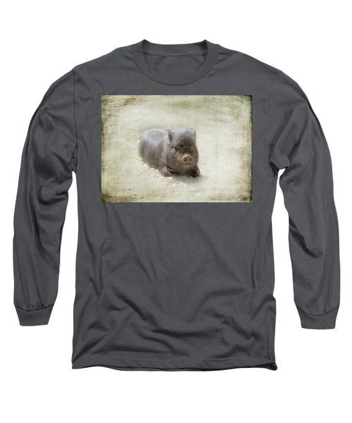Cuteness Incarnate Long Sleeve T-Shirt