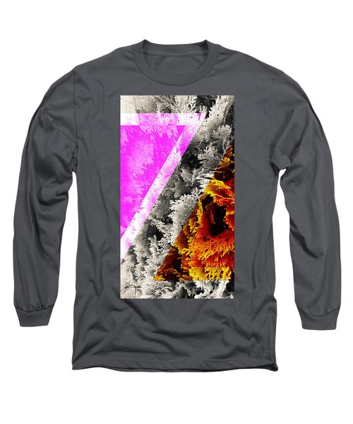 Cypress Branches No.4 Long Sleeve T-Shirt