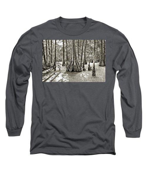 Cypress Evening Long Sleeve T-Shirt
