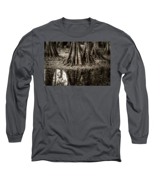 Cypress Island Long Sleeve T-Shirt