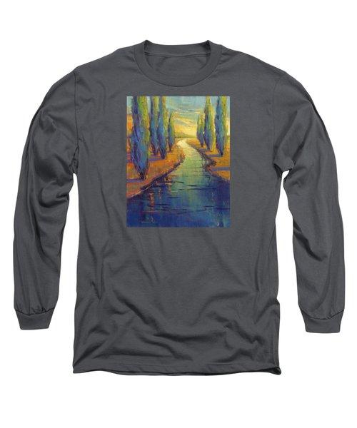 Cypress Reflection Long Sleeve T-Shirt