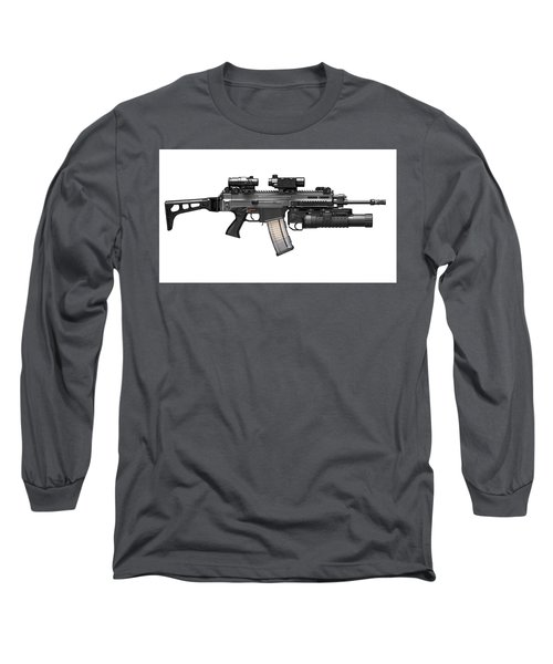 Cz-805 Bren Long Sleeve T-Shirt