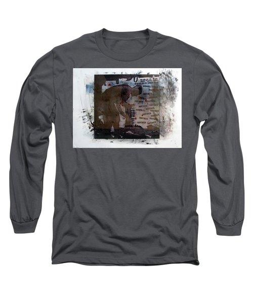 D U Rounds Project, Print 1 Long Sleeve T-Shirt