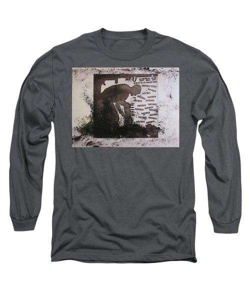 D U Rounds Project, Print 13 Long Sleeve T-Shirt