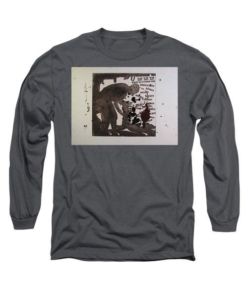 D U Rounds Project, Print 26 Long Sleeve T-Shirt