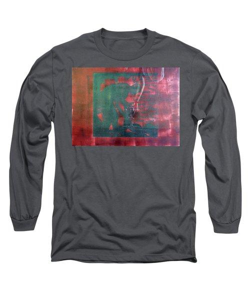D U Rounds Project, Print 34 Long Sleeve T-Shirt