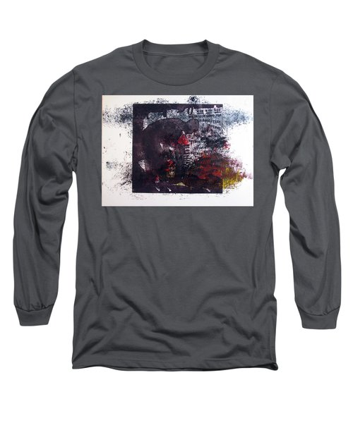 D U Rounds Project, Print 7 Long Sleeve T-Shirt