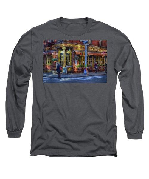 Da Gennaro Long Sleeve T-Shirt