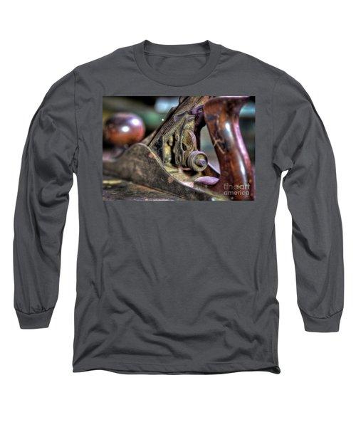 Long Sleeve T-Shirt featuring the photograph Da Plane II by Douglas Stucky