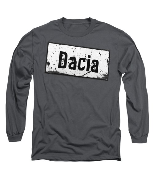 Dacia Long Sleeve T-Shirt