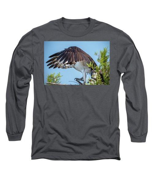 Daddy Osprey On Guard Long Sleeve T-Shirt