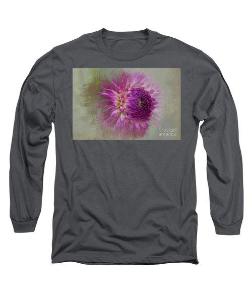 Dahlia Dream Long Sleeve T-Shirt
