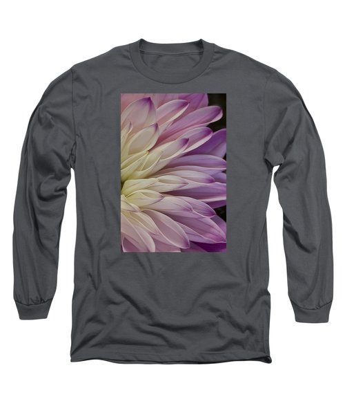 Dahlia Petals 2 Long Sleeve T-Shirt