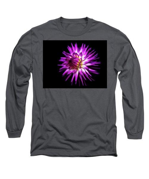 Dahlia Starburst Long Sleeve T-Shirt