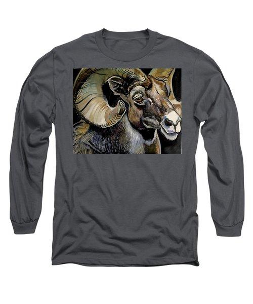 Dakota Monarch Long Sleeve T-Shirt
