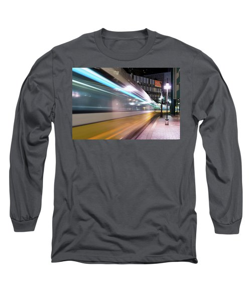 Dallas Dart Motion 012618 Long Sleeve T-Shirt