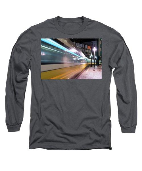 Dallas Dart Motion 012618 Long Sleeve T-Shirt