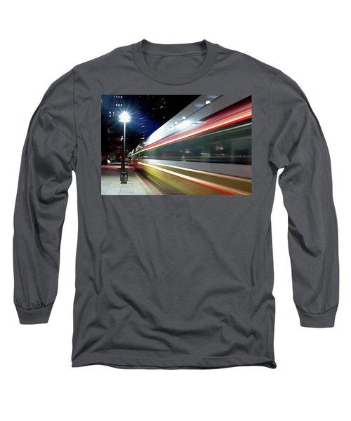 Dallas Dart Train 012518 Long Sleeve T-Shirt