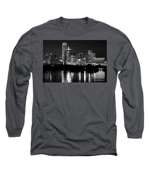 Dallas Nights Bw 6816 Long Sleeve T-Shirt